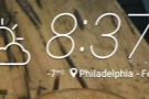 Day two in Philadelphia dawned bright, but even colder!