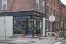 ... before my final stop of the day, Peddler Coffee...