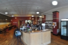 These days it's called barismo 364 and this is the view from just inside the door.