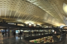 It has a different feel to the other grand east coast stations, but it's elegant nonetheless.