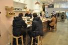 ... which houses the lovely Cafe Integral, a cafe dedicated to Nicarguan coffee.