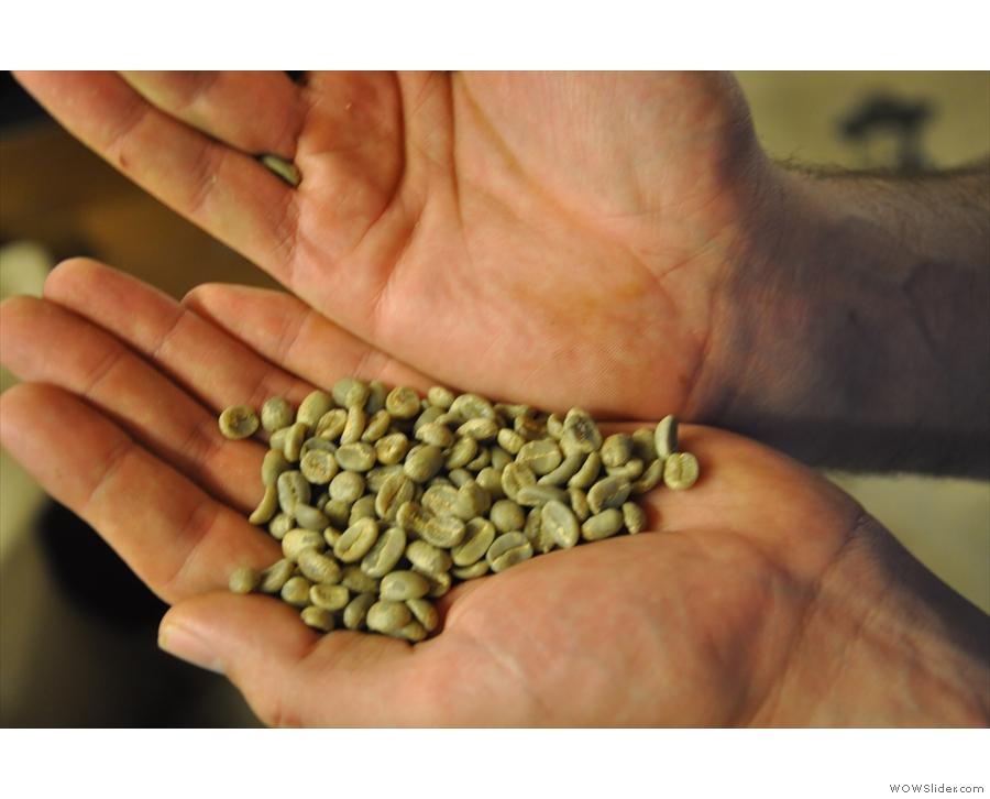 Green beans.