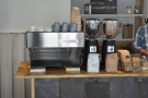 Espresso machine and grinders...
