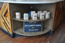 The coffee is still from Stumptown...