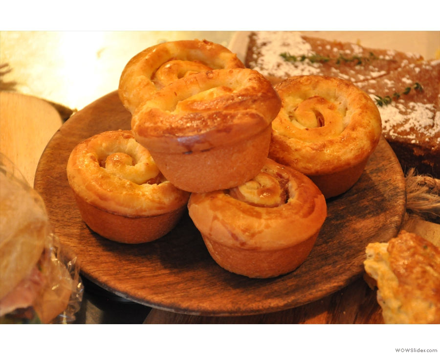 ... while these are actually savoury!