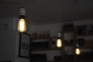 No 12 has lots of interesting light bulbs which I failed to take a single decent picture of.