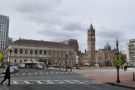 On my way to get cash: Copley Square, very much part of what I think of as 'my Boston'.