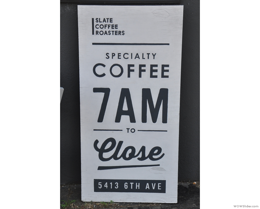 I see... 7 am to close. But when's close?
