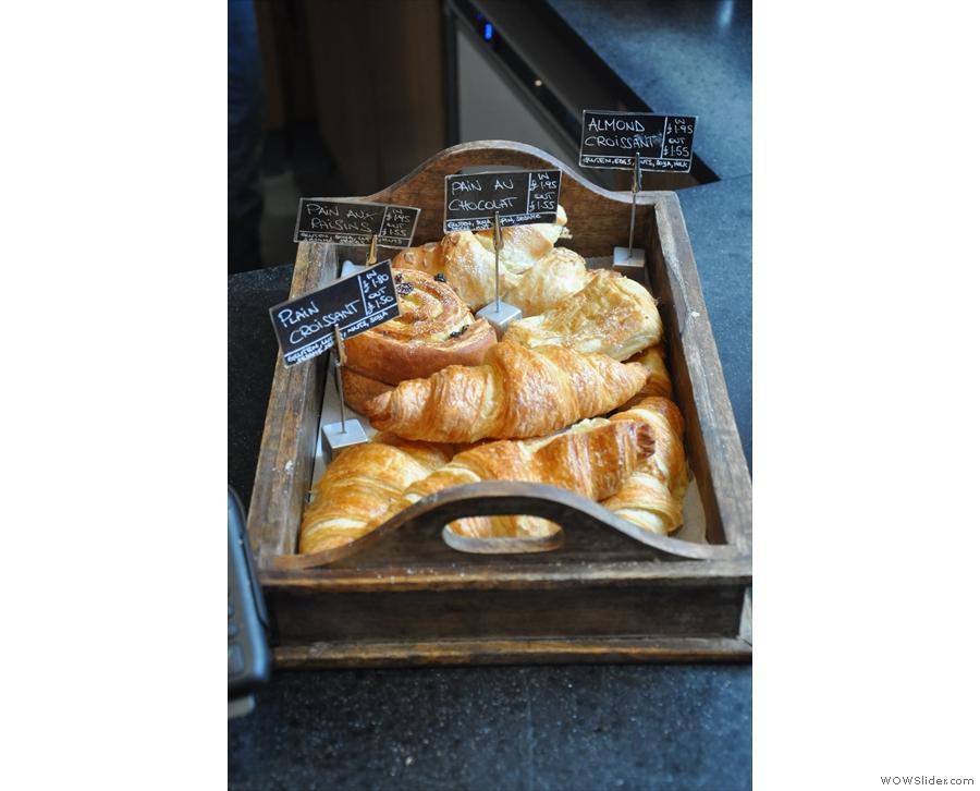 Croissant, anyone?