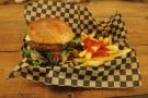 Favourite food: the Arancini Brothers mushroom and zuccinni burger.