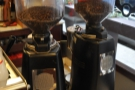 There are two options on espresso: the Black Cat seasonal blend and a single-origin.