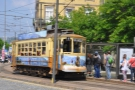 Porto also has some interesting transport options. This old tram runs out to the sea...