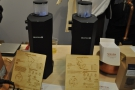 There were a couple of Marco Beverage System SP9s on display, turning out filter coffee.