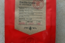 I was also given a bag of the Emilio Lopez  El Salvador single-origin to take home with me.